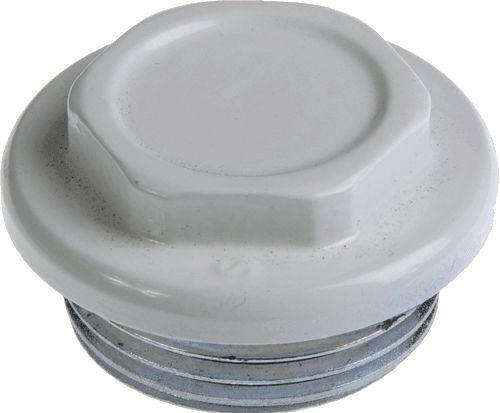 """переходник (заглушка) для радиатора 1"""" BIMETTA левая арт.10001"""