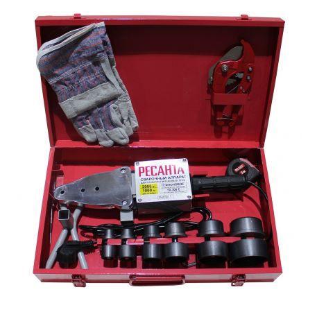 Вихрь комплект сварочного оборудования для ПВХ труб АСПТ-2000