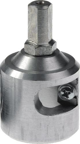зачистка для PPRC труб Ду63мм (насадка на дрель)