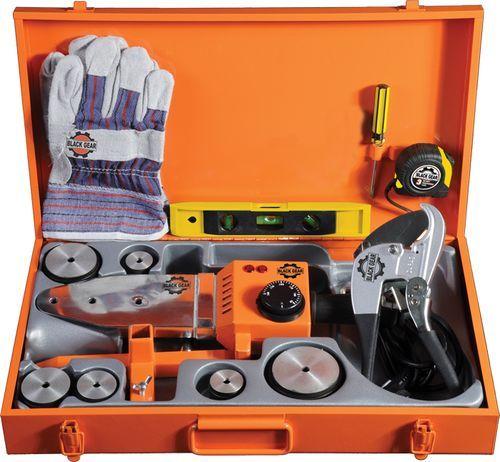Black Gear комплект сварочного оборудования (20,25,32,40,50,63) 1600 Вт арт.99501