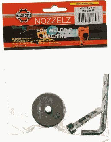 Black Gear сменный нагреватель к сварочному аппарату Ду25 арт.99525