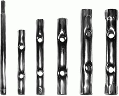 набор ключей трубчатых 6-22мм 10шт FIT арт.63740