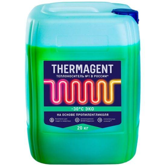 THERMAGENT ECO Теплоноситель, пропиленгликоль -30°C, 20кг