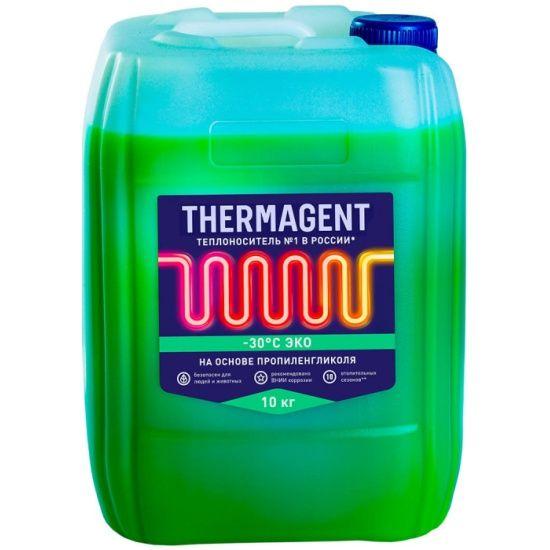 THERMAGENT ECO Теплоноситель, пропиленгликоль -30°C, 10кг