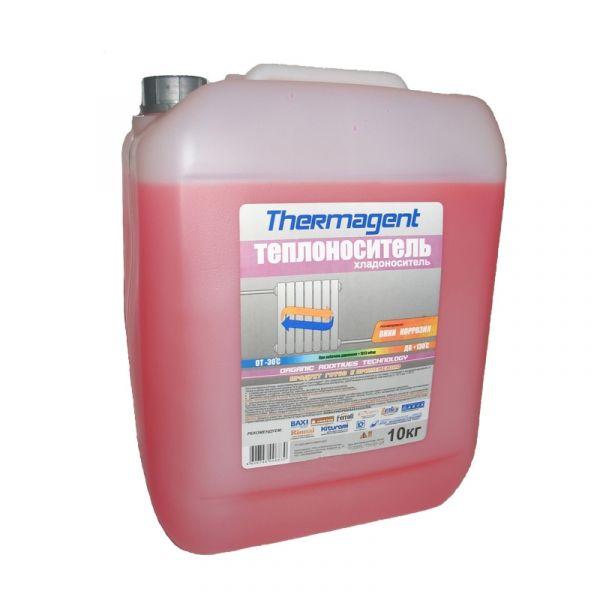 THERMAGENT Теплоноситель, этиленгликоль -30°C, 10кг
