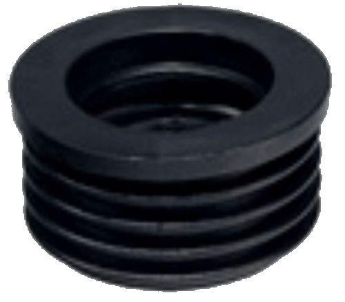 манжета 25*50 черная Полимер арт.1.0005