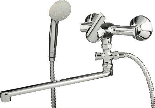 """смеситель ванна MOFEM """"SAMBA"""" 603 картридж 35 мм. дивертор отдельный арт.155-0012-14 Венгрия"""