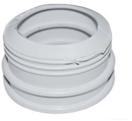 манжета 40*50 удлиненная белая Полимер (исп.2) арт.1.0003