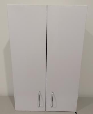 Шкафчик для ванной 600х400х170 (выс*шир*гл) 1 полка, белый