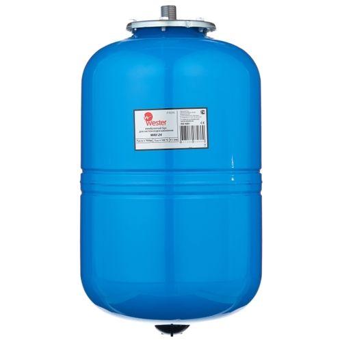 """Бак расширительный мембранный 24л. Wester WАV 24 для водоснабжения, подкл.3/4"""", 24л"""