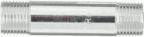 "TRm бочонок удлиненный Ду 15 - L50мм (80) н/н (1/2"") хром арт.06173"