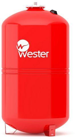 """Бак расширительный мембранный 50л. Wester WRV 50 для отопления, подкл.3/4"""""""