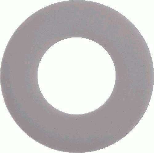 """прокладка фторопласт 1"""" (уп. 100шт) арт.2.0022"""