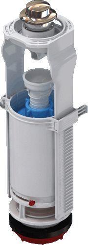 сливной механизм кнопка хром ANI WC7010С