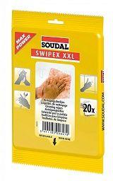 SOUDAL салфетки Свипекс (упаковка 20шт) арт.120874