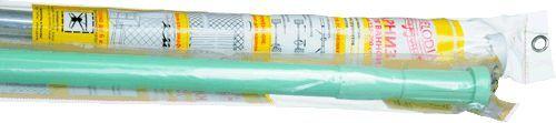 карниз для ванной 110-200 см светло-зеленый д.22/19 мм INTERLOCK MELODIA Mcr-00002