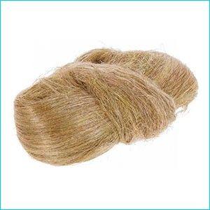 лен сантехнический (коса в упаковке) 200 гр. TERMA арт.10048