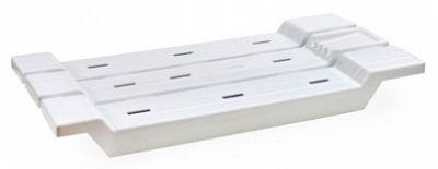 сиденье для ванной BEROSSI снежно-белое АС 12601000