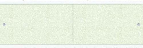 """экран под ванну """"Кварт"""" зеленый иней 1,68 м"""