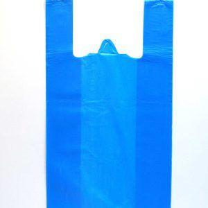 пакет синий 28х50 SanRiks