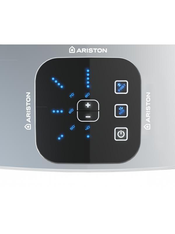 водонагреватель электрический накопительный ARISTON 100л эл.упр. ABS VLS EVO INOX PW 100 (3626117-R)