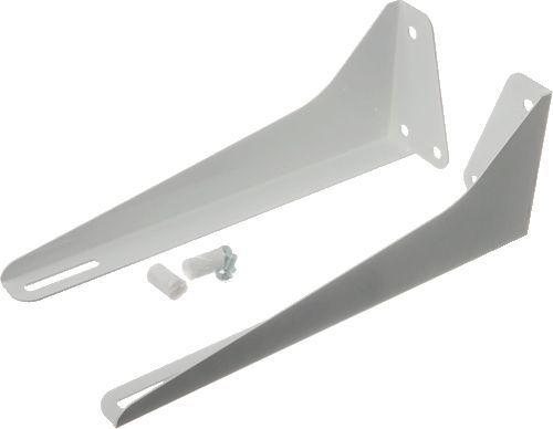 Кронштейны для умывальника 2 величины (240 мм) сталь (пара) арт.КСт-240