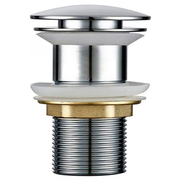 LEDEME донный клапан для умывальника с переливом L65-2