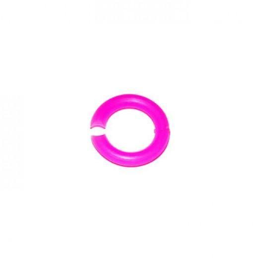 полукольцо пластик (кольцо стопорное) для импортного излива (уп.100шт) арт.138289