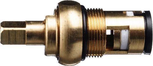 кран - букса металлокерамика для отечественного смесителя М18х7мм угол поворота 180 град. арт.06615