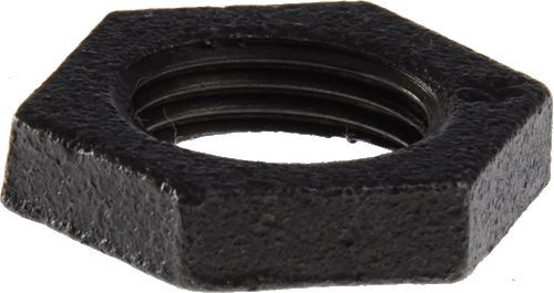 """Контргайка черная стальная Ду 32 (1.1/4"""") арт.027-1460"""