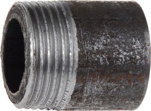 """Резьба черная Ду 15 (1/2"""") L=30мм арт.027-1445"""
