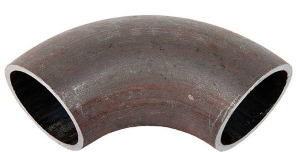 Отвод под приварку сталь крутоизогнутый Ду 25 шовный арт.027-1159